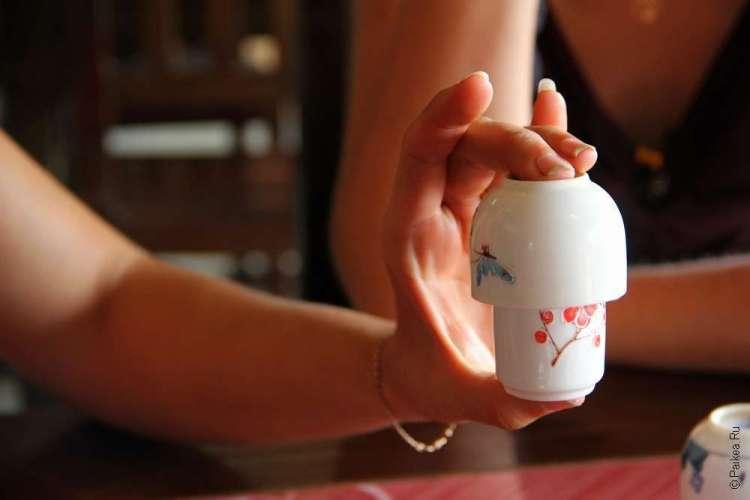 Чайная церемония Бан Рак Тай