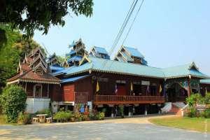 Ват То Пэ Северный Таиланд