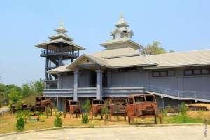Thai Japan friendship memorial hall