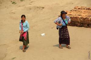 Женщины Северного Таиланда
