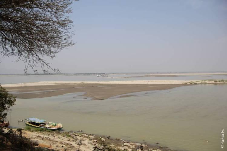 баган река