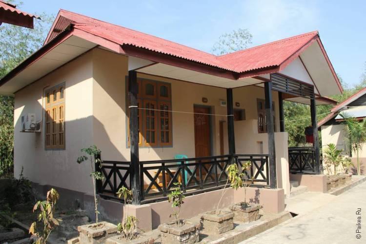 мьянма отель