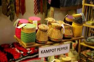 Перец из Камбоджи