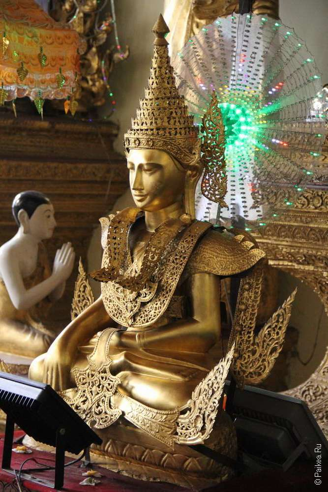 будда шведагон