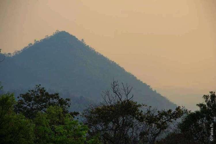 Нан Таиланд - маршрут по северному Таиланду