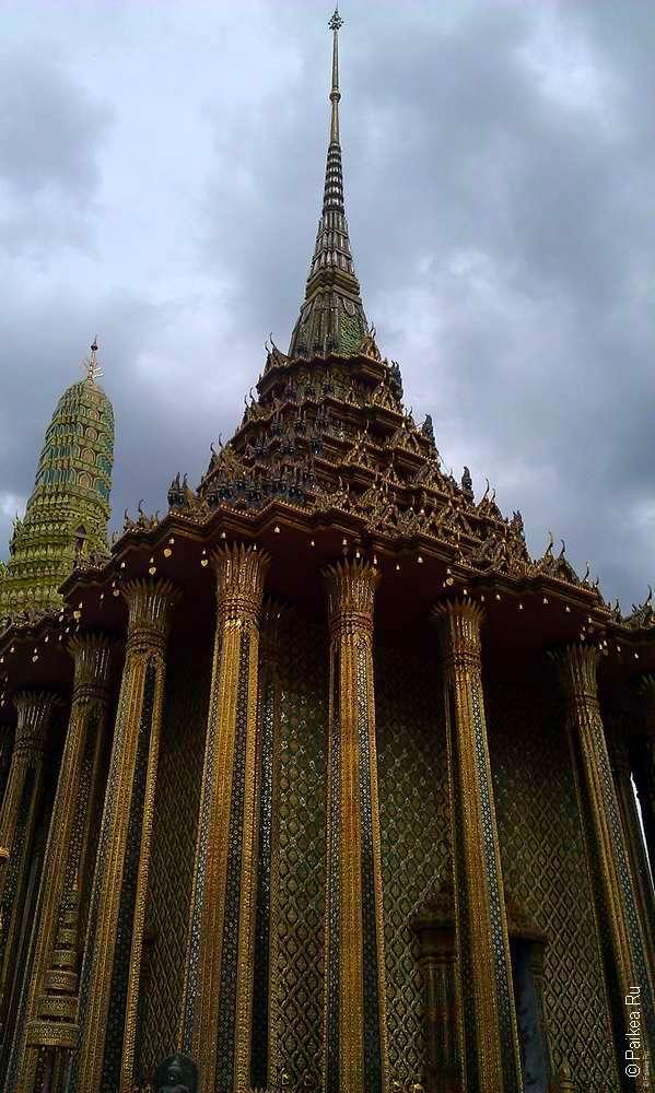 достопримечательности бангкока - ват пхра кео
