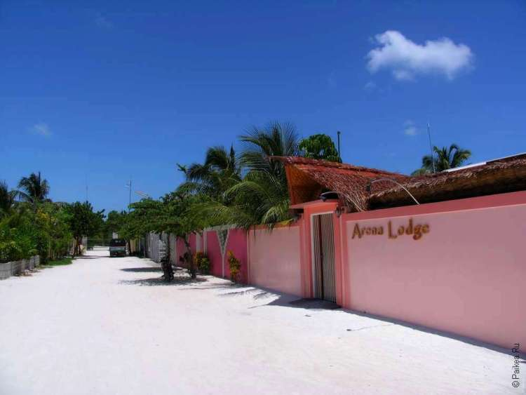 Лучшие недорогие отели на Мальдивах рядом с Мале