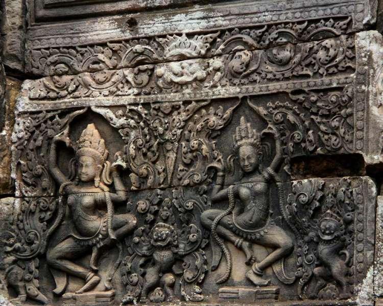 Байон Ангкор Том