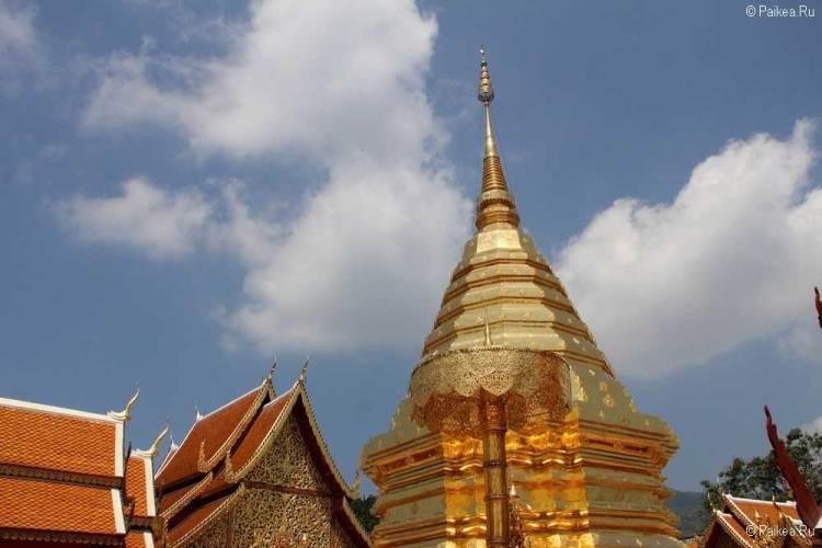 изумрудный будда чианг май