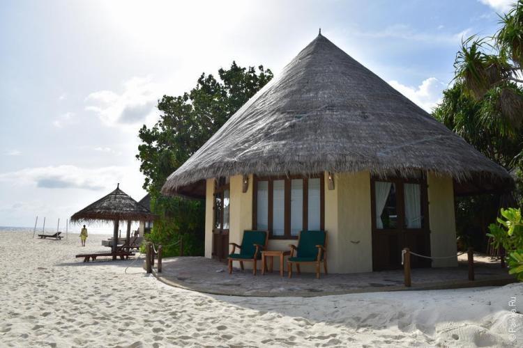 мальдивы отели с бунгало
