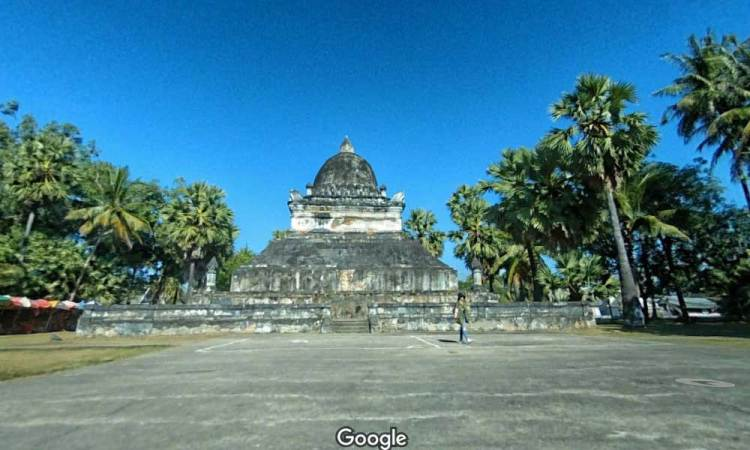 храм изумрудного будды лаос