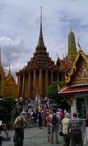 Храм Изумрудного Будды в Бангкоке - Wat Phra Kaew