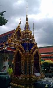 Бангкок Храм Изумрудного Будды - Ват Пхра Кео