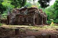 Главный храм Ват Пху Лаос Vat Phou Laos