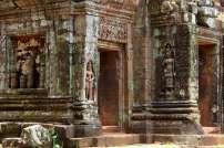 Детали оформления храма Ват Пху Лаос Vat Phou Laos