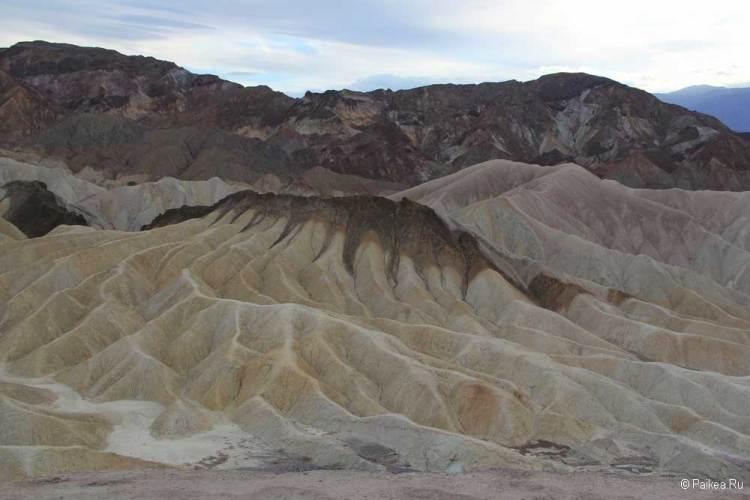 Долина Смерти в Америке