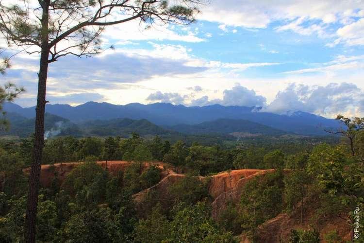 Пай Северный Таиланд