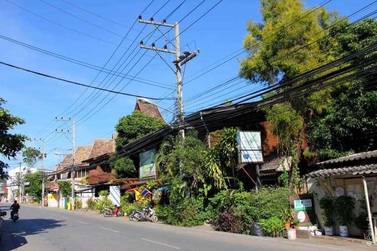 Мае Хонг Сон в Таиланде