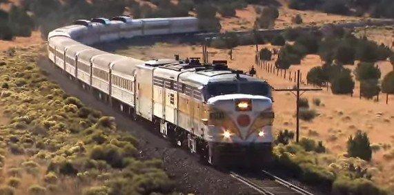Лос-Анджелес железная дорога