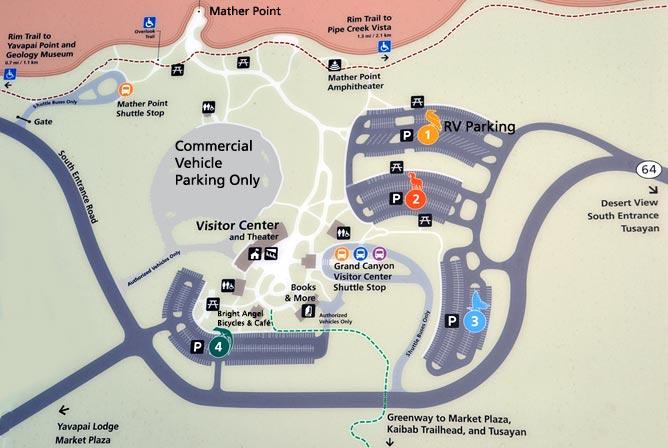 Гранд-Каньон визитор-центр
