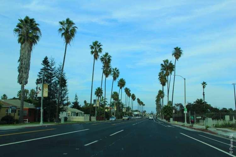 Отели Лос-Анджелеса рядом с аэропортом
