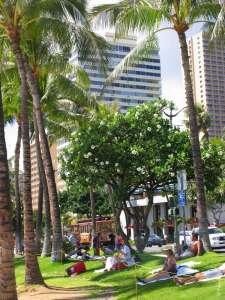 Из Лос-Анджелеса на Гавайи