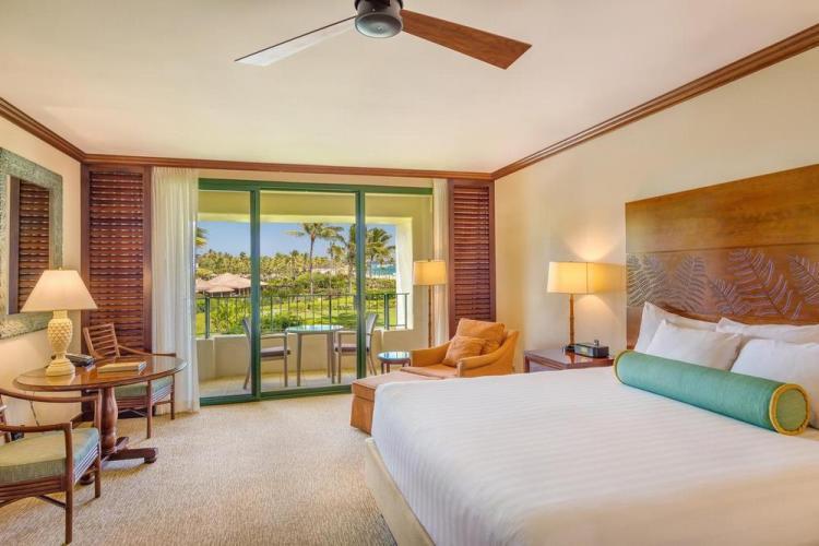 Гавайи отели 5 звезд - Grand Hyatt Kauai