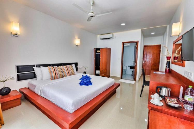 Недорогие острова на Мальдивах отели