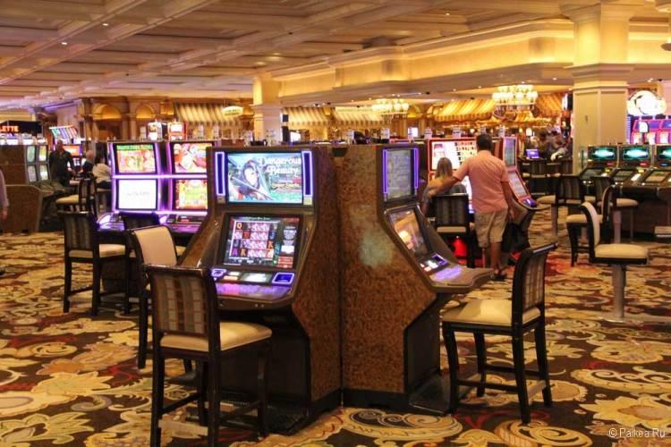 лучшие казино лас-вегаса
