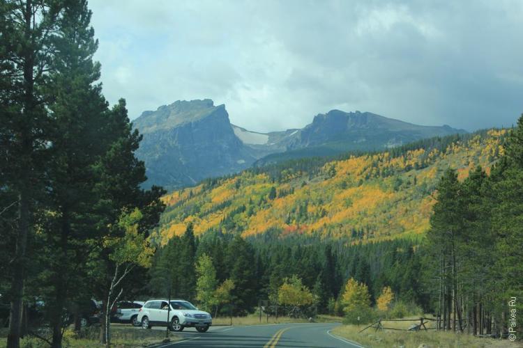 скалистые горы 17