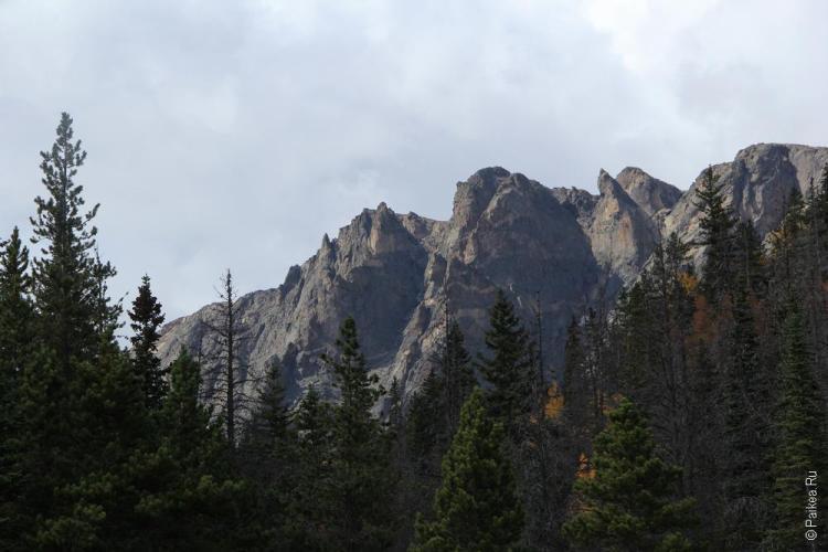 Национальные парки США скалистые горы