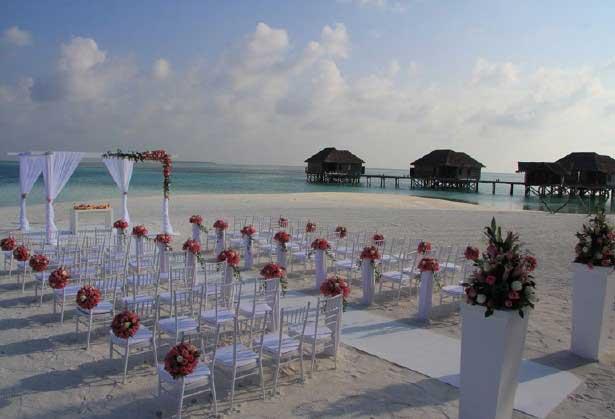 Conrad свадьба
