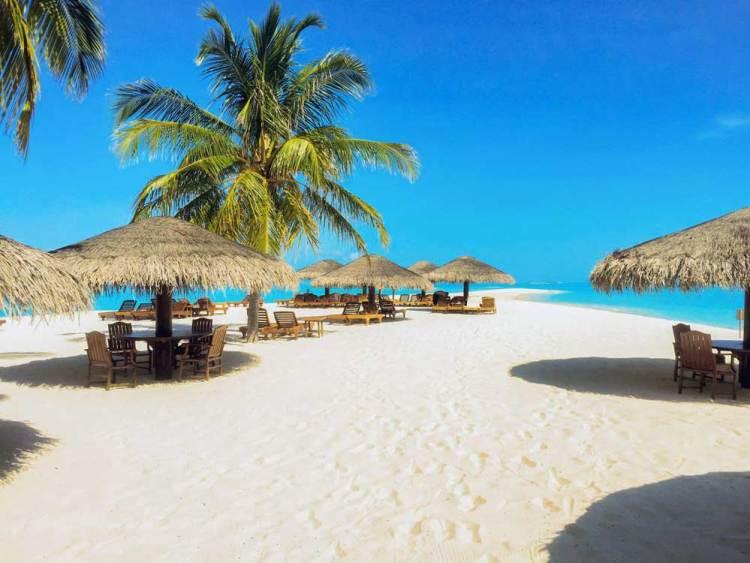 Мальдивы отели Палм Бич