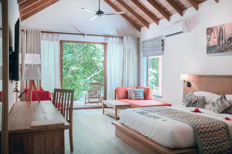 Мальдивы отели Рити Фару