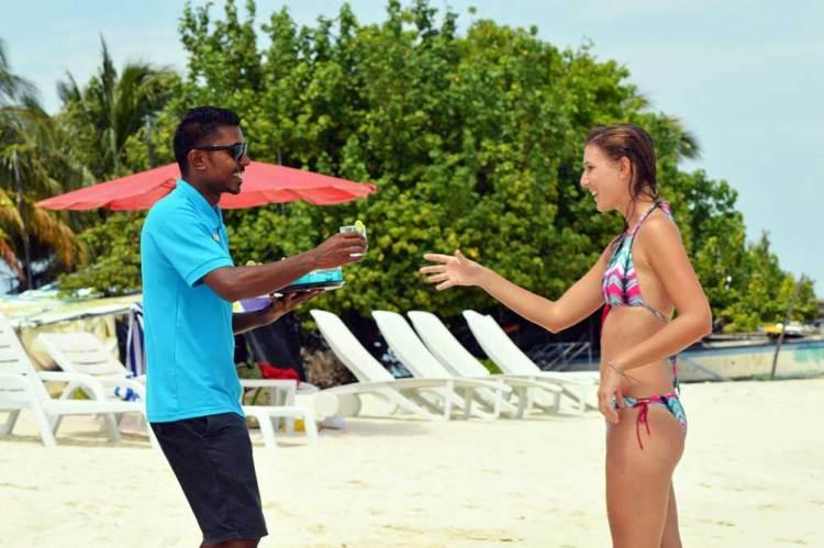 Мальдивы отели Тропик Три