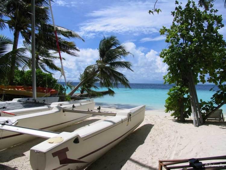 Факты о серфинге на Мальдивах