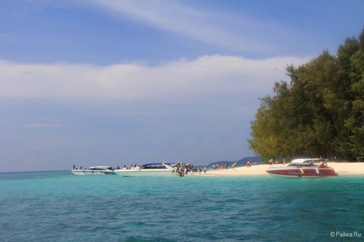Остров Бамбу Пхи-Пхи