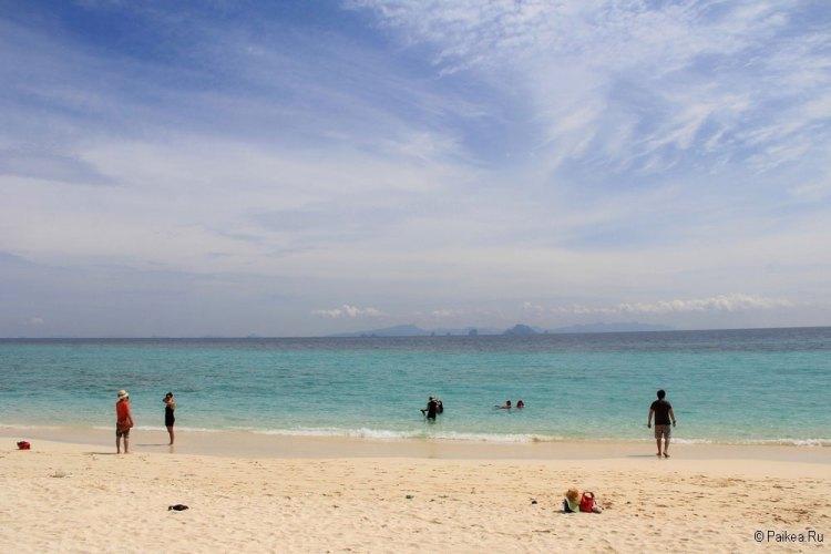 Остров Бамбу, Краби, Таиланд
