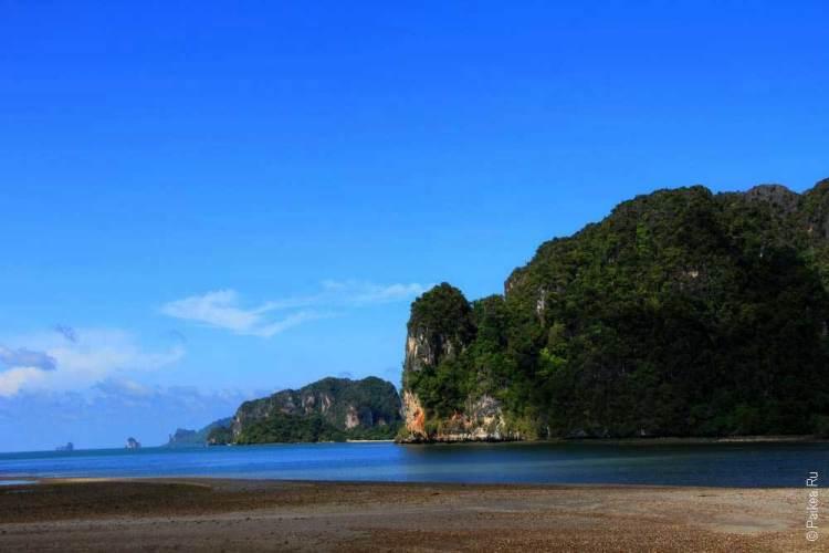 Пляжи Краби Ао Нам Мао