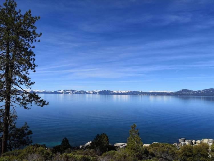 озеро тахо сша
