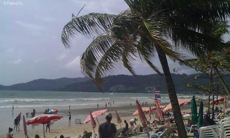 Пхукет Таиланд отели с собствным пляжем