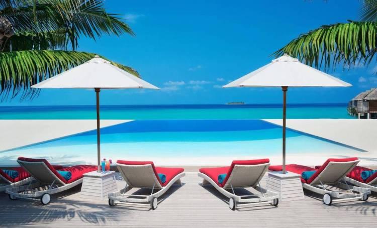 Отдых на Мальдивах с детьми самостоятельно