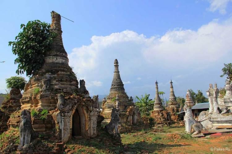 мьянма буддизм