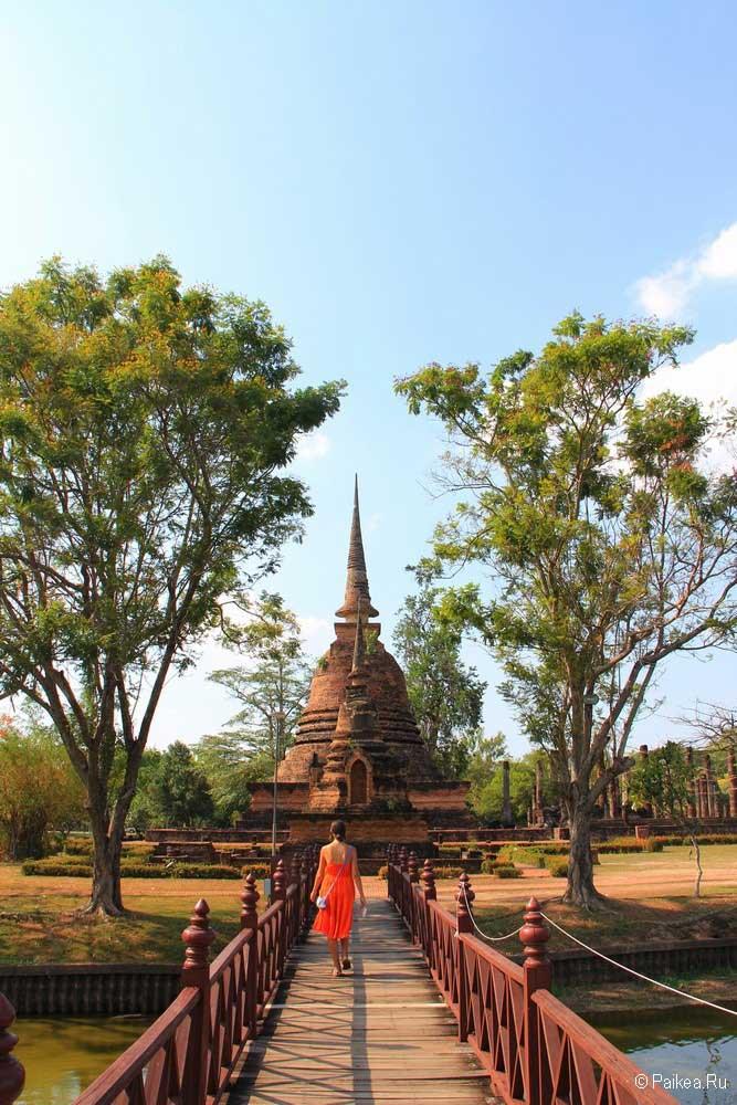 таиланд достопримечательности сукхотай