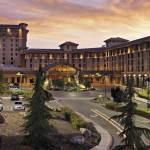 Отель в Йосемити - Chukchansi Gold Resort and Casino
