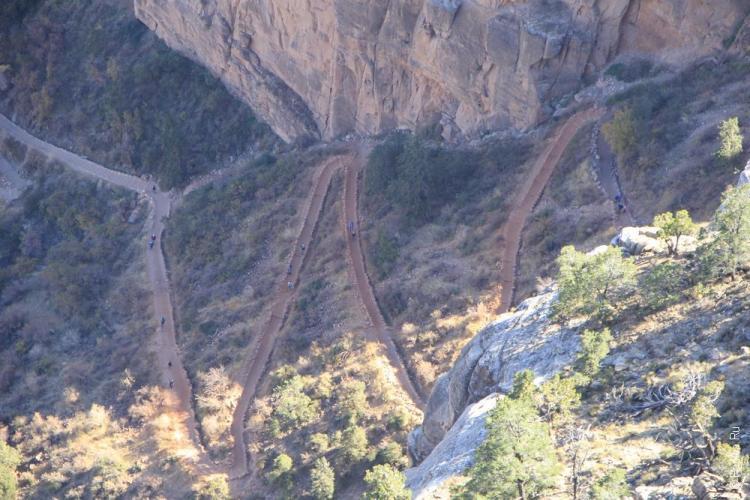 гранд каньон сша 40