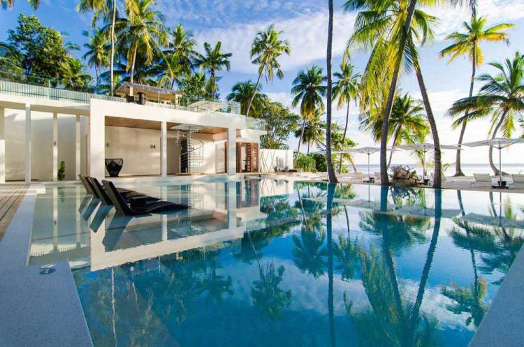 Мальдивы дорогой отдых