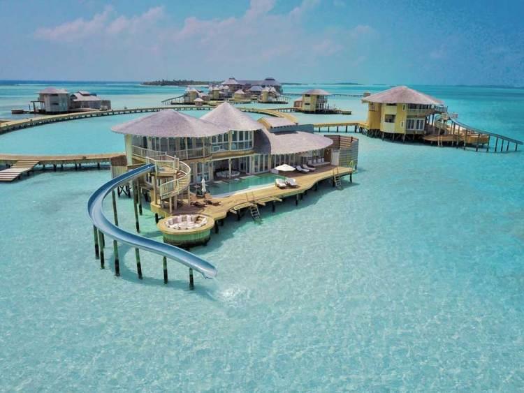 Мальдивы отель Сонева
