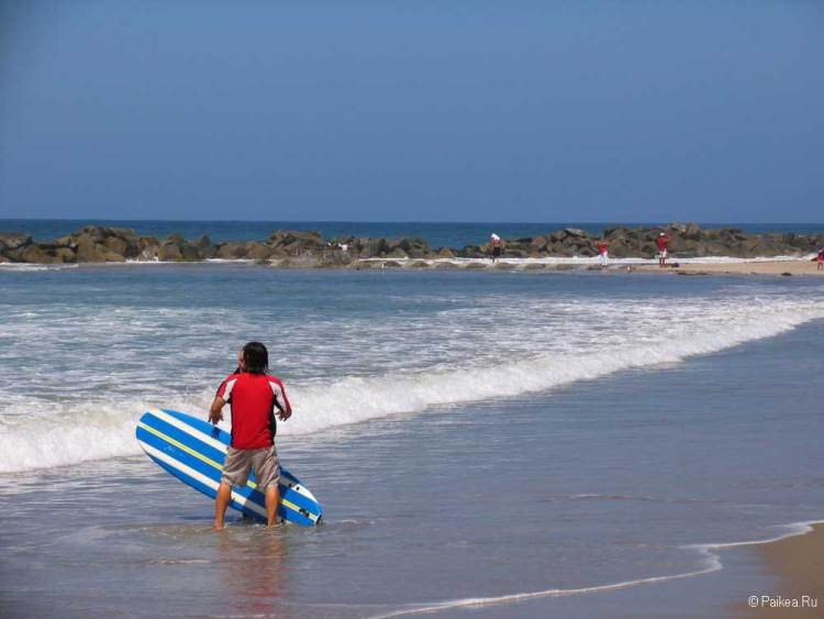 венис бич серфинг