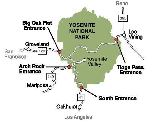 йосемите парк